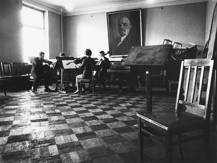 Stråkkvartetten