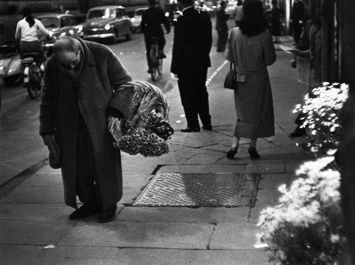 Blomsterförsäljaren