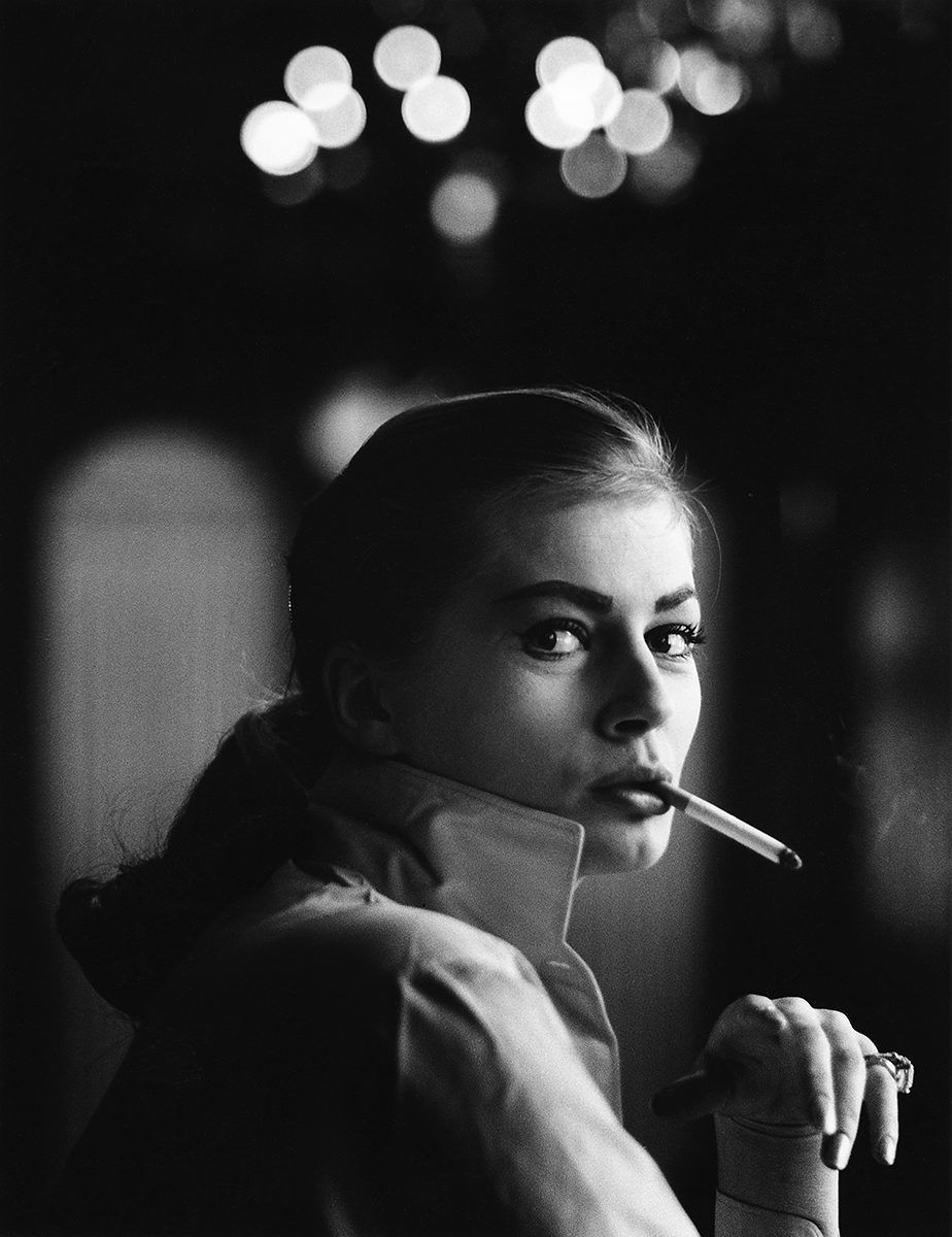 Anita Ekberg Hotell Kramer (cigarett)