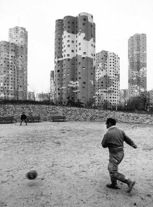 Fotbollsspelarna Nanterre