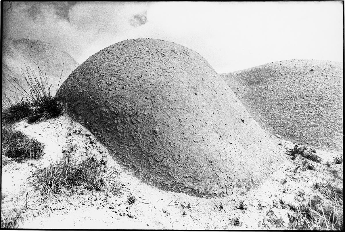 Moln och kullar