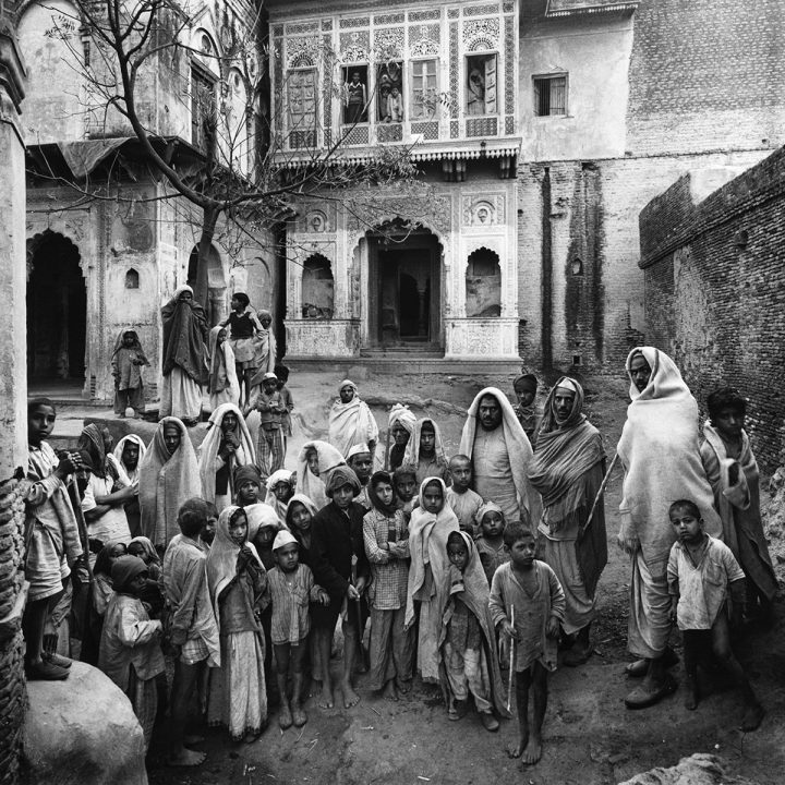 Bygata Indien