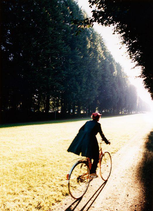Cyklisten/Mot ljuset