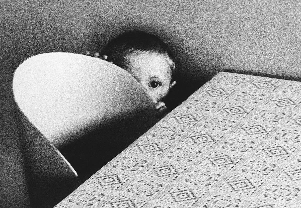 På barnhemmet