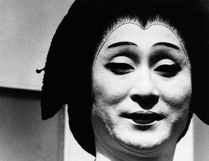 Kabukiskådespelaren