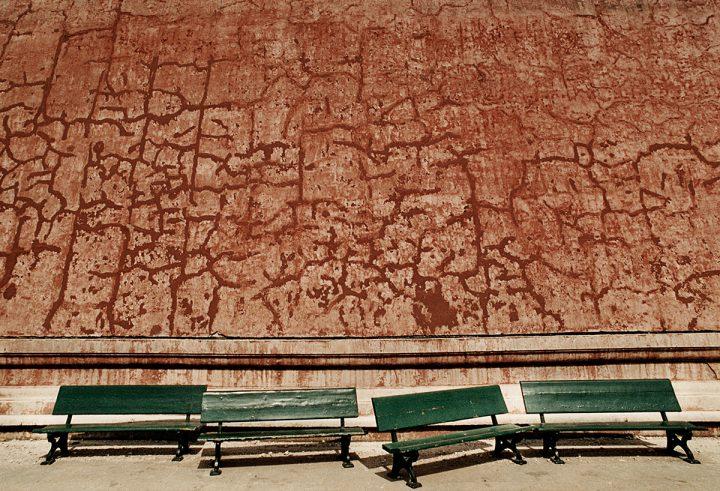 Den röda väggen