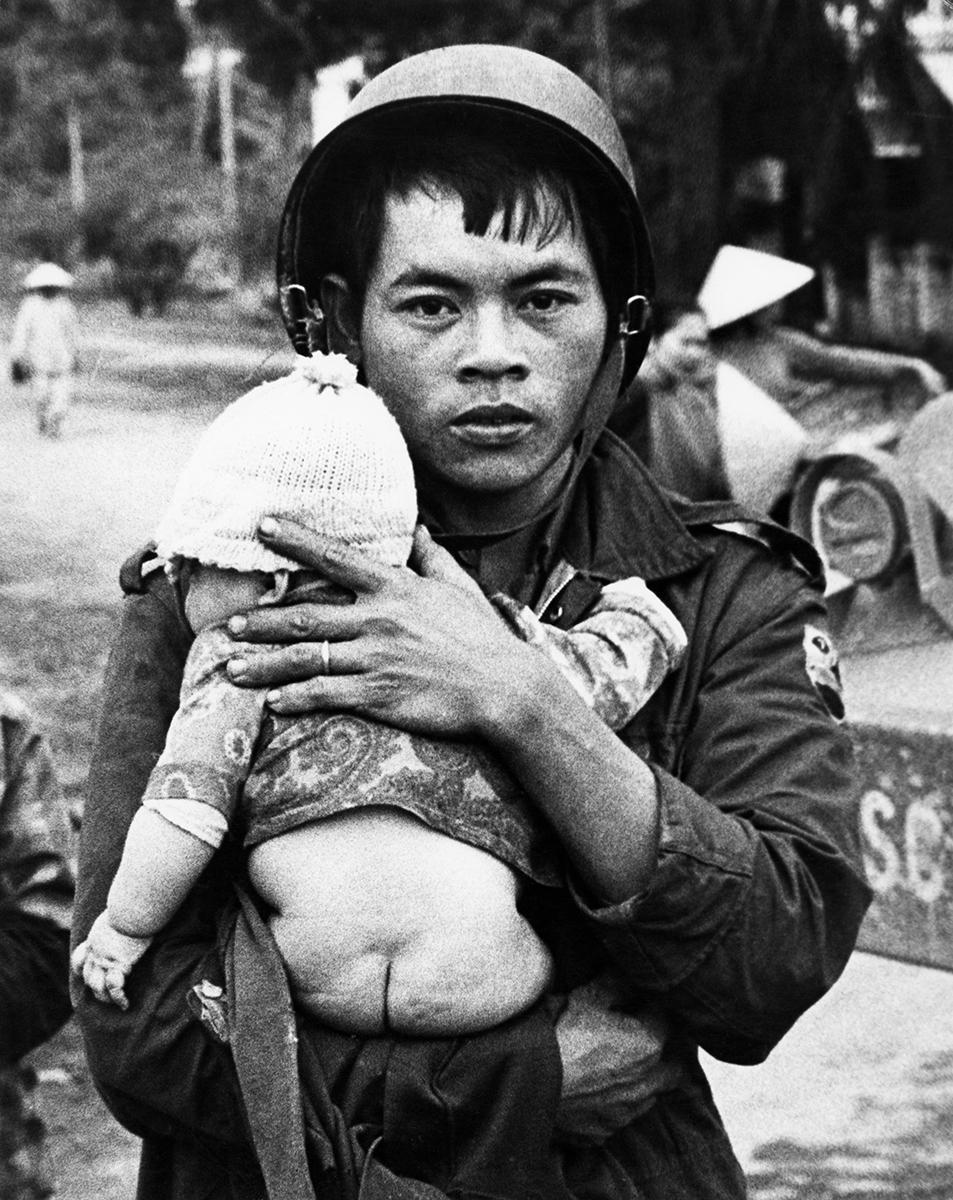 Soldaten och barnet