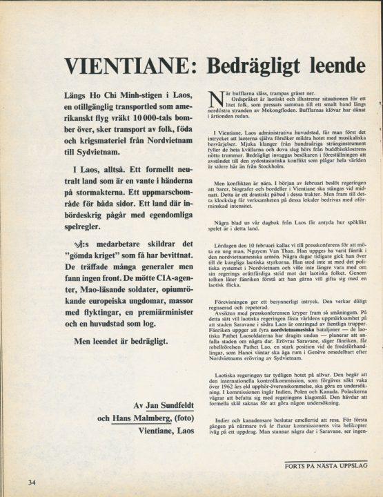 Tidskriften Vi, Vietnamn (Hans Malmberg)